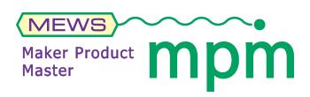 MEWS-mpm
